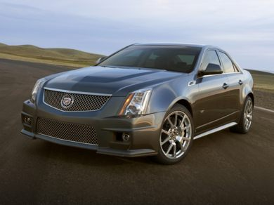 OEM Exterior Primary  2009 Cadillac CTS-V
