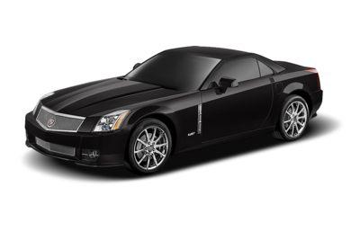 2009 Cadillac Xlr V Specs Safety Rating Mpg Carsdirect