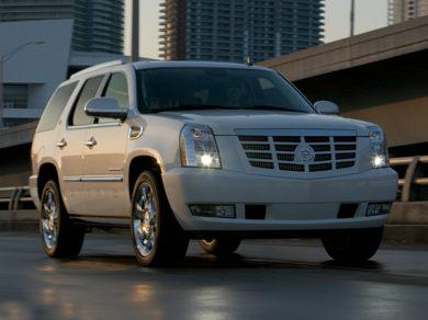 Oem Exterior 2009 Cadillac Escalade Hybrid