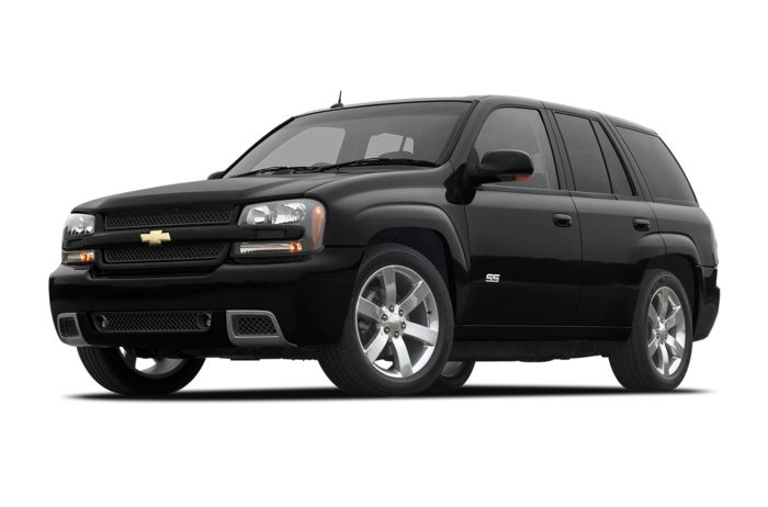 2009 Chevrolet TrailBlazer Specs, Safety Rating & MPG ...