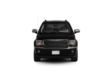 Surround Front Profile  2009 Chrysler Aspen Hybrid