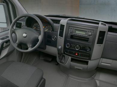 2009 Dodge Sprinter Van 3500 Specs, Safety Rating & MPG - CarsDirect