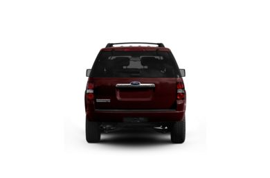 Surround Rear Profile 2009 Ford Explorer