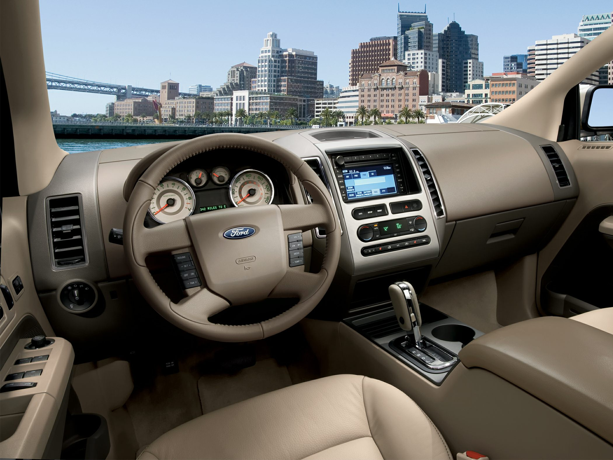 Oem Interior Primary  Ford Edge