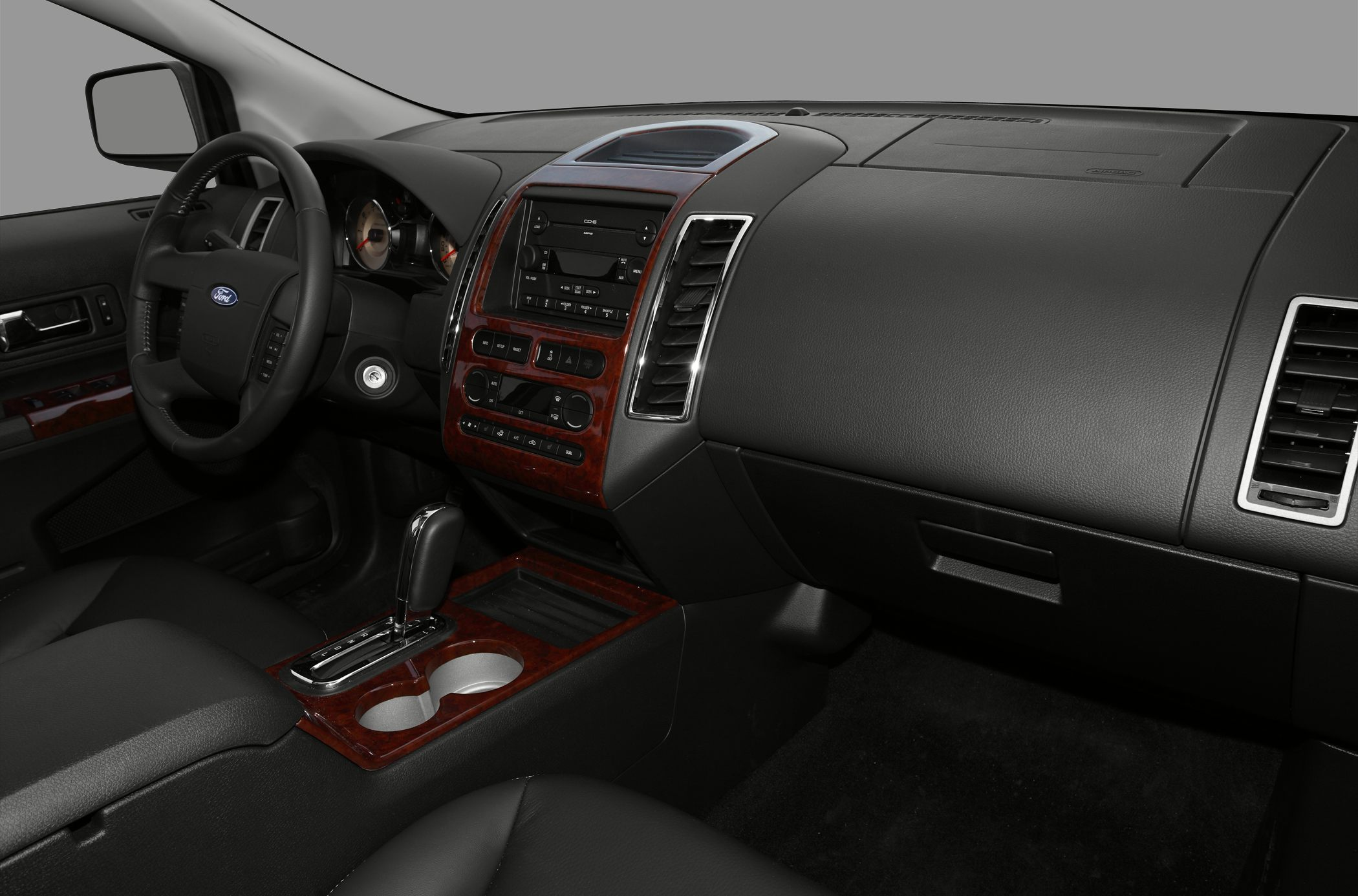 Interior Profile  Ford Edge