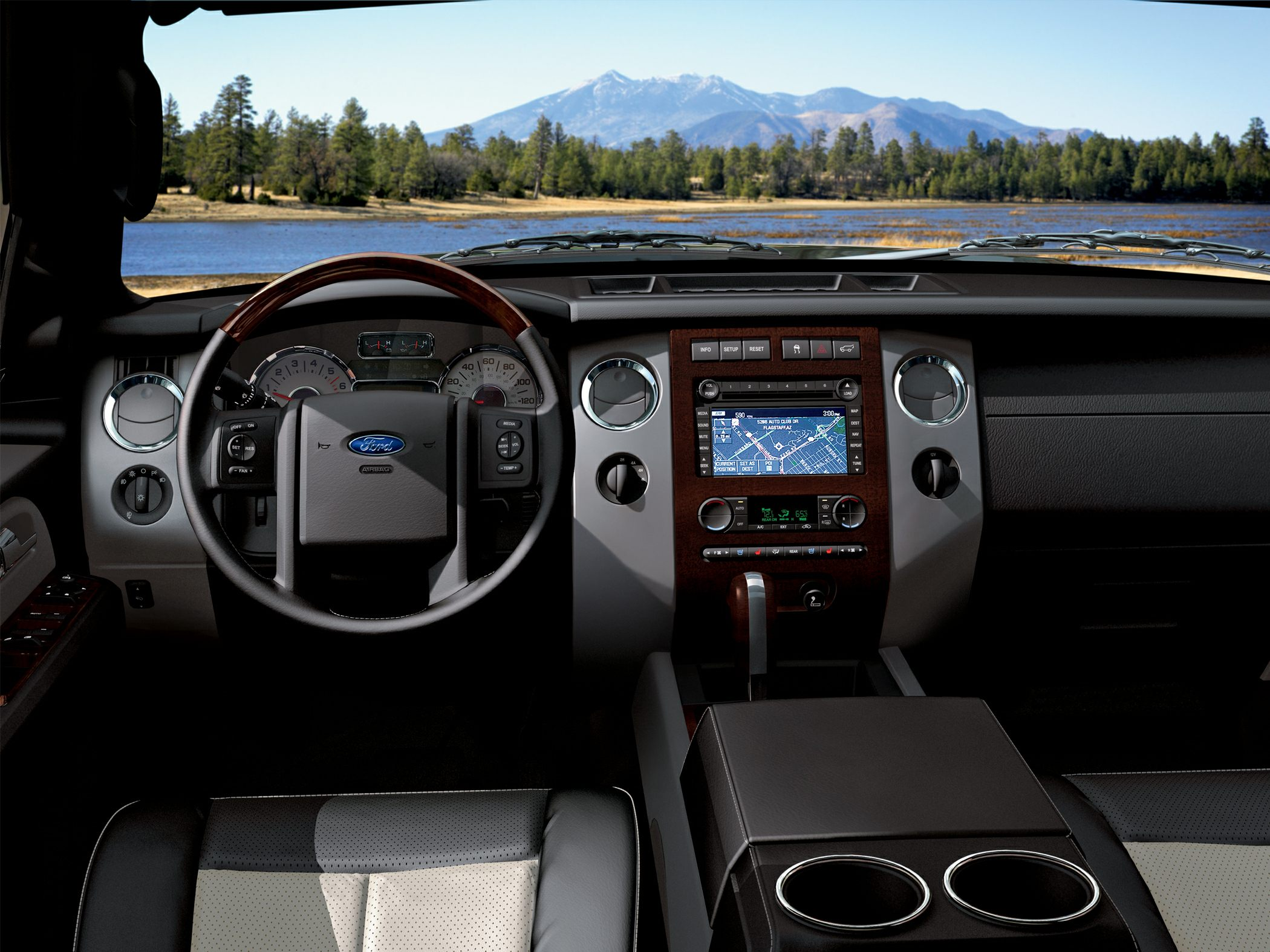 Oem Interior Primary  Ford Expedition