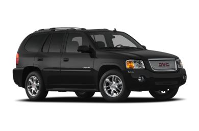 3/4 Front Glamour 2009 GMC Envoy