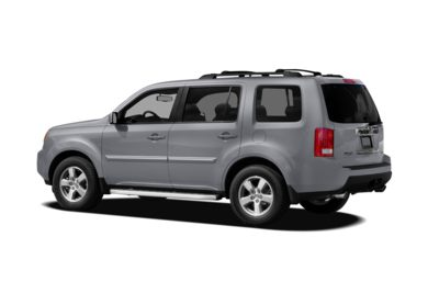 2009 honda pilot specs safety rating mpg carsdirect. Black Bedroom Furniture Sets. Home Design Ideas