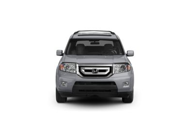 Surround Front Profile  2009 Honda Pilot