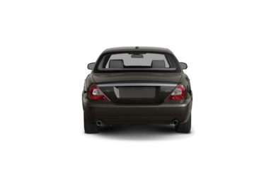 Surround Rear Profile 2009 Jaguar XJ