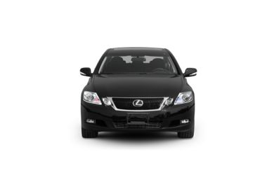Surround Front Profile  2009 Lexus GS 450h