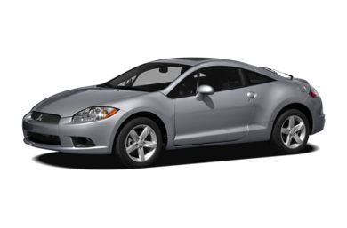2009 Mitsubishi Eclipse Styles & Features Highlights