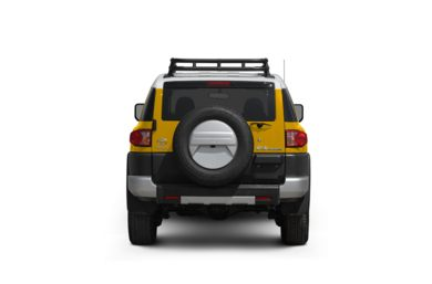 Surround Rear Profile 2009 Toyota FJ Cruiser