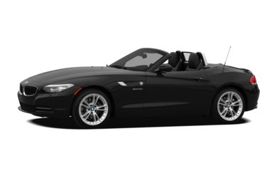 3/4 Front Glamour 2010 BMW Z4