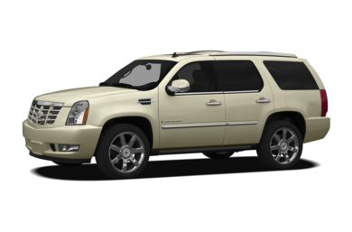 See 2010 Cadillac Escalade Color Options Carsdirect