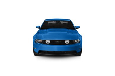 Surround Front Profile  2010 Ford Mustang
