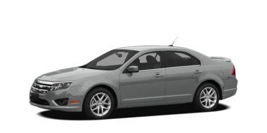 Ford Fusion 2010 White