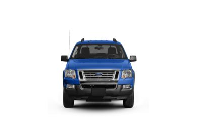 Surround Front Profile  2010 Ford Explorer Sport Trac