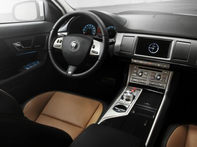 See 2010 Jaguar XF Color Options - CarsDirect