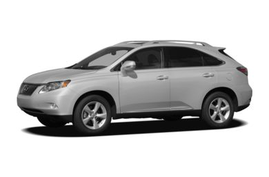 See 2010 Lexus RX 350 Color Options CarsDirect