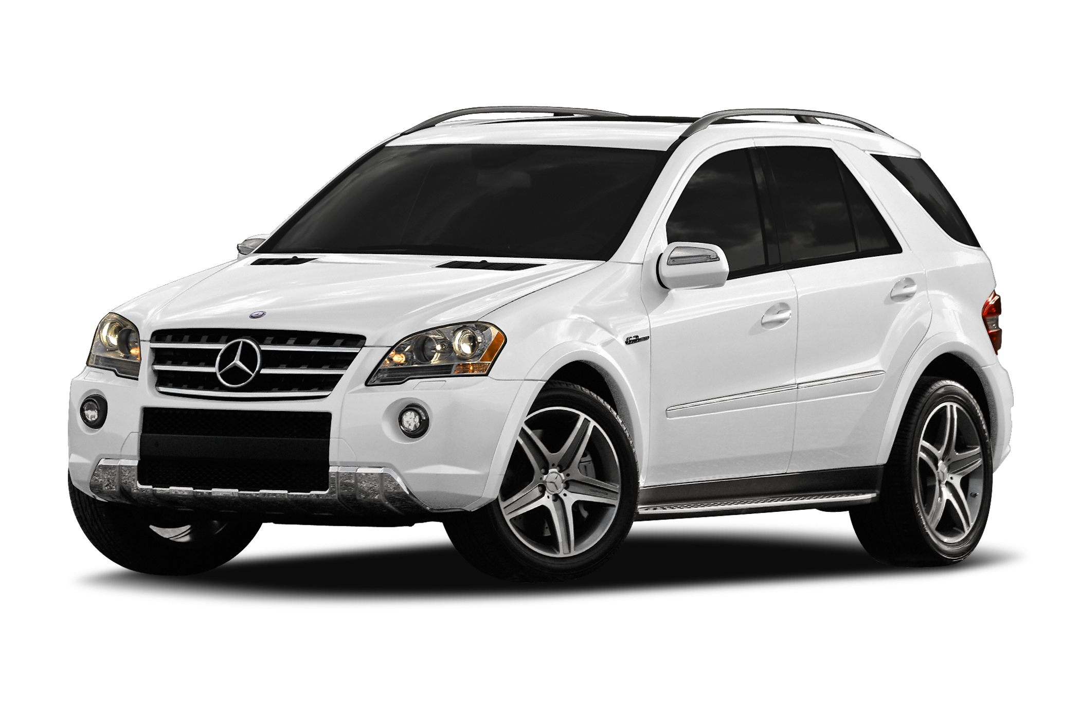 See 2010 Mercedes Benz Ml63 Amg Color Options Carsdirect
