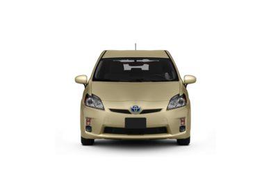 Surround Front Profile 2010 Toyota Prius