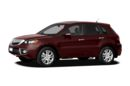 3/4 Front Glamour 2011 Acura RDX
