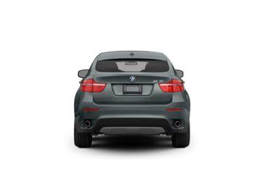Surround Rear Profile 2011 BMW X6
