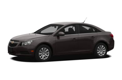 3 4 Front Glamour 2017 Chevrolet Cruze