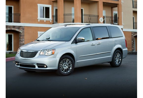 2014 Chrysler Town & Country Glamour