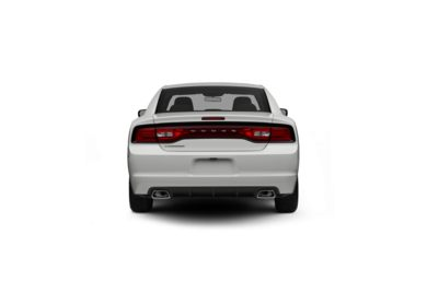 Surround Rear Profile 2011 Dodge Charger