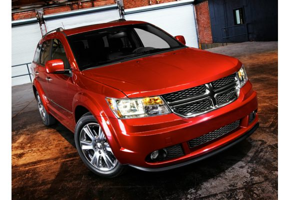 2018 Dodge Journey Pictures & Photos - CarsDirect