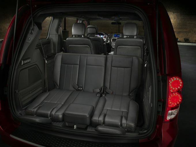 2016 Dodge Grand Caravan Styles Amp Features Highlights