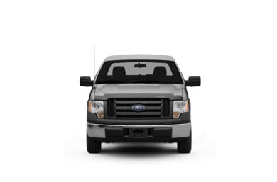 2011 ford f150 color codes