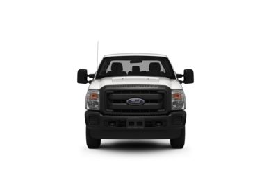 Surround Front Profile  2011 Ford F-350