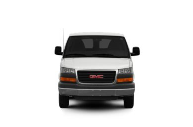 Surround Front Profile  2011 GMC Savana 2500