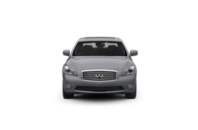 Surround Front Profile  2011 INFINITI M37x