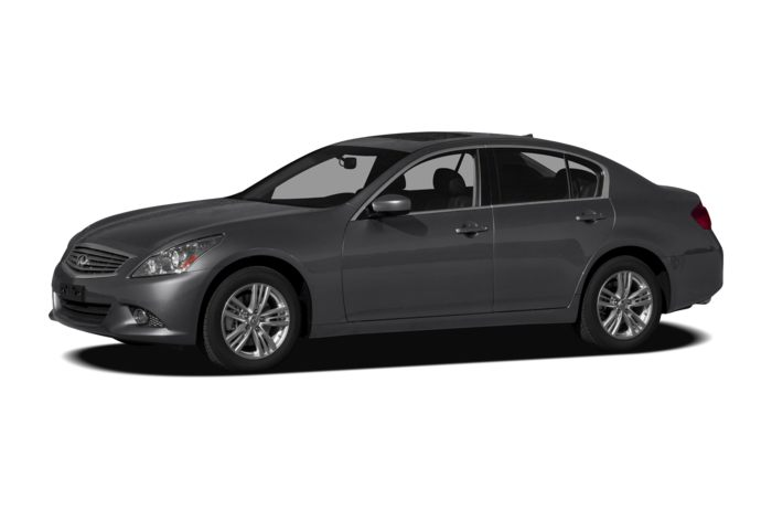 2011 infiniti g25x specs safety rating mpg carsdirect. Black Bedroom Furniture Sets. Home Design Ideas
