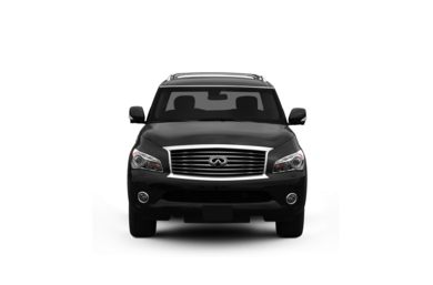 Surround Front Profile  2011 INFINITI QX56