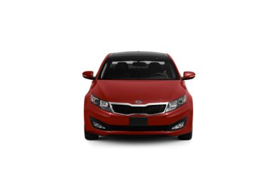 Surround Front Profile  2011 Kia Optima