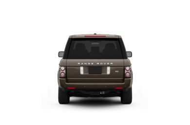 Surround Rear Profile 2011 Land Rover Range Rover