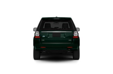 Surround Rear Profile 2011 Land Rover LR2
