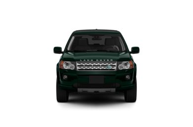 Surround Front Profile  2011 Land Rover LR2