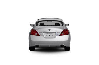 Surround Rear Profile 2011 Nissan Altima