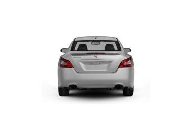 Surround Rear Profile 2011 Nissan Maxima