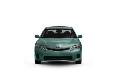 Surround Front Profile  2011 Toyota Camry Hybrid
