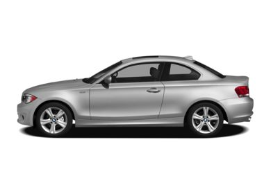 90 Degree Profile 2012 BMW 128
