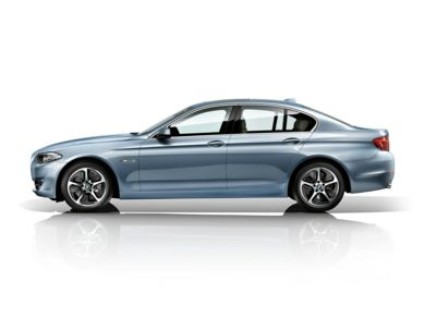 2013 BMW ActiveHybrid 5 Styles & Features Highlights