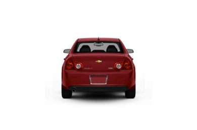 Surround Rear Profile 2012 Chevrolet Malibu