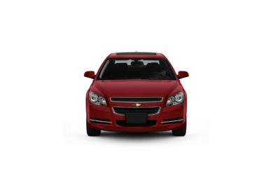 Surround Front Profile  2012 Chevrolet Malibu